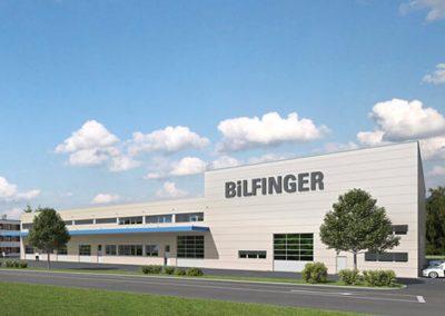 Bilfinger Industrietechnik, Salzburg