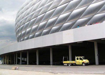 BVH Allianz Arena, München 2002-2005