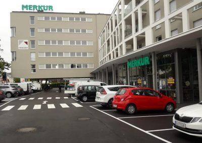 Merkur, Korneuburg