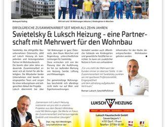 Swietelsky & Luksch Heizung