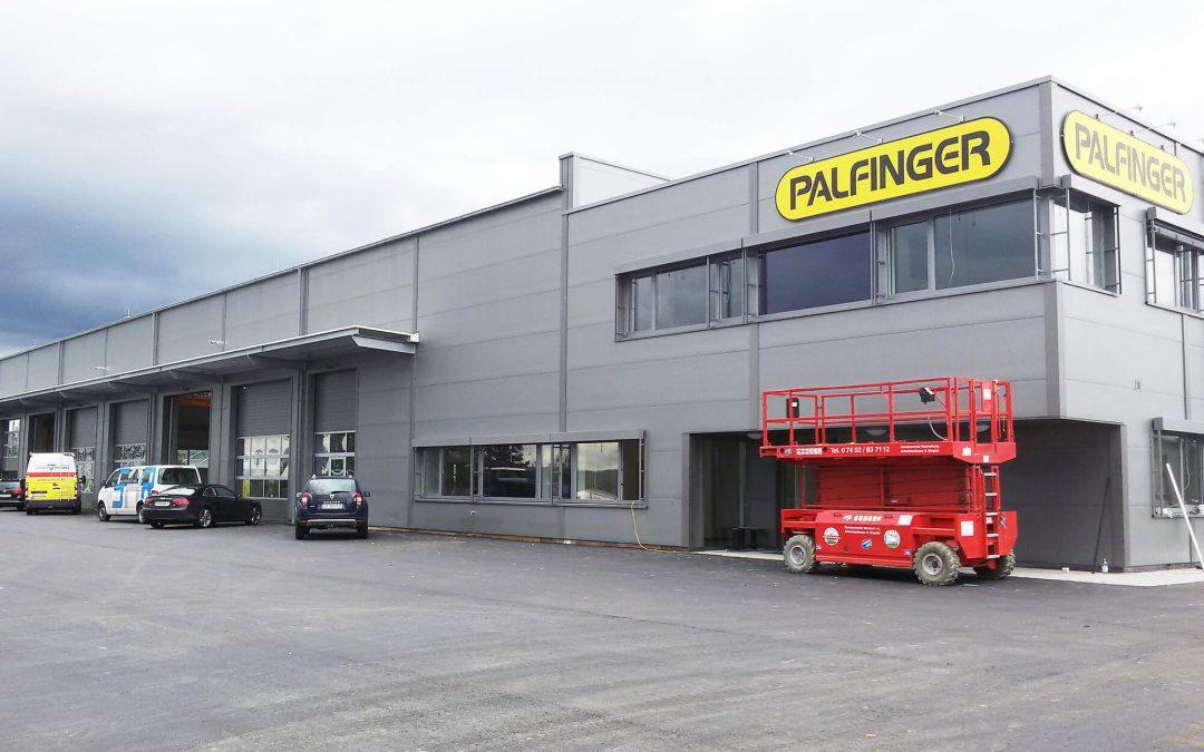 Palfinger, Ilsfeld