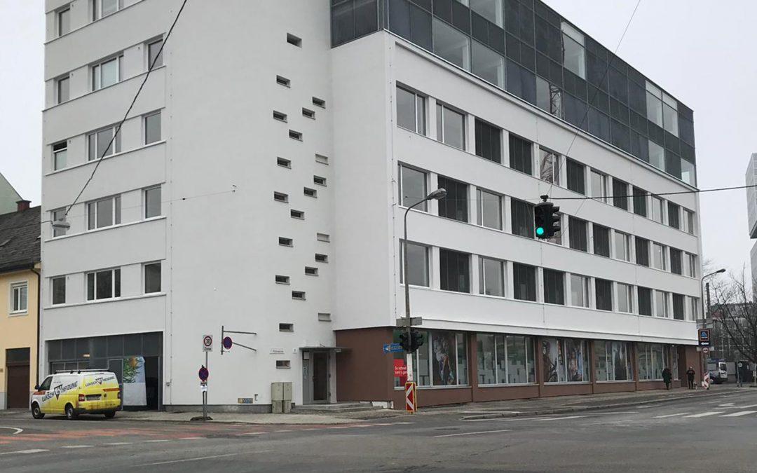 Wildbergstraße 15-17, Linz