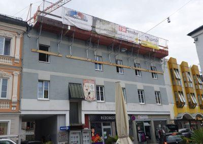 Sanierung Wohngebäude, Ried i. I.