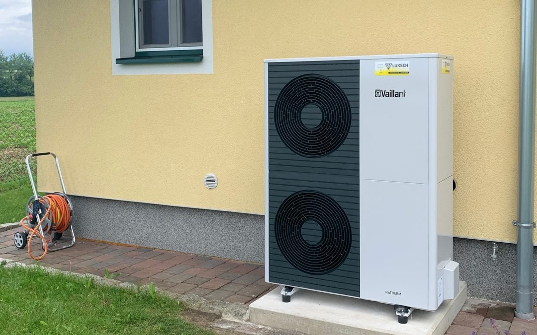 Luftwärmepumpe, Weilbach