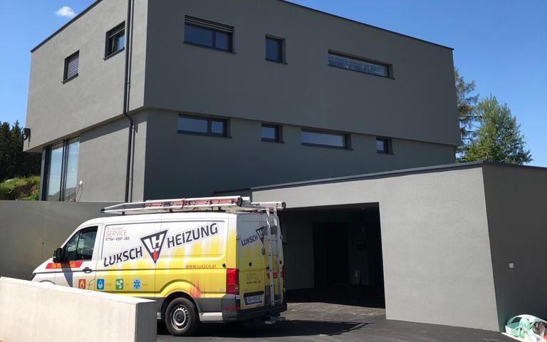 Neubau, Esternberg