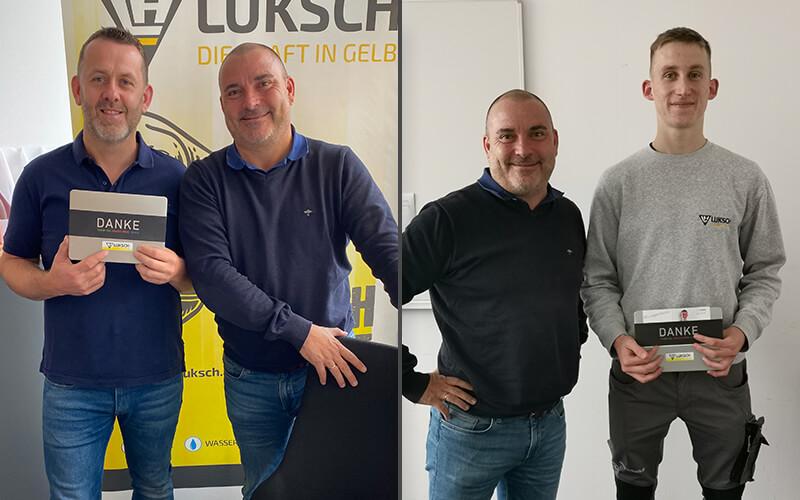 Luksch-Grillfeier