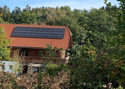 PV-Anlage, Taiskirchen