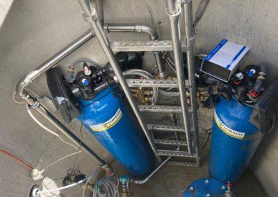 Enteisungsanlage/Wassergenossenschaft Utzenaich
